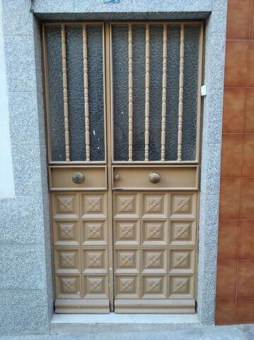 Vendo Puerta Metalica
