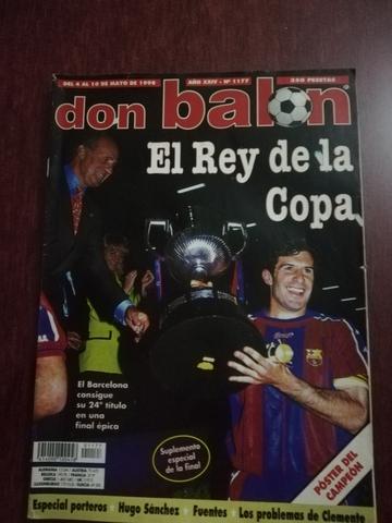 Don Balon Copa Barca 97/98