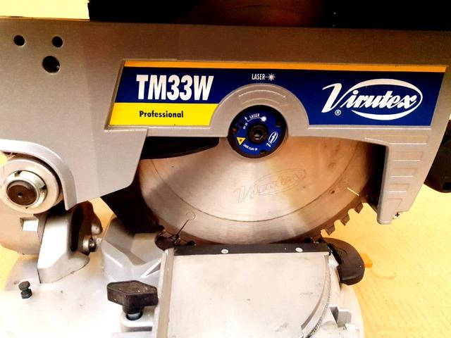 Virutex Tm 33 W Ingletadora