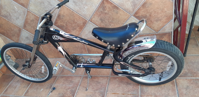 Vendo Bici Choper