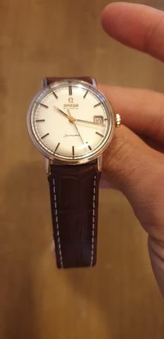 Reloj Omega Seamaster Coleccionismo.