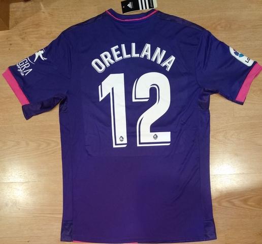 Camiseta Orellana Real Valladolid 20-21