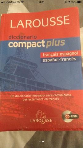 DICCIONARIO FRANCES ESPAÑOL - ESPAÑOL FR - foto 1