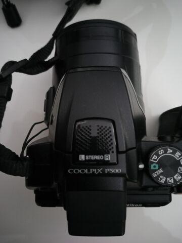 SE VENDE NIKON COOLPIX P500