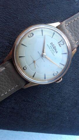 Reloj De Pulsera Dogma.Rp27