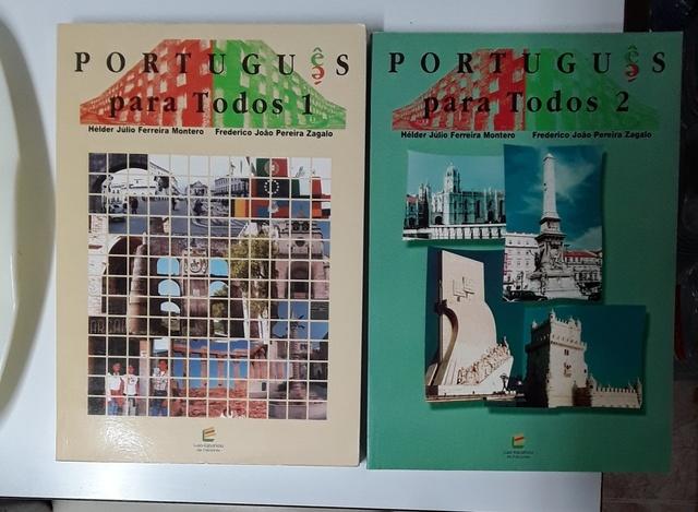 PORTUGUÉS PARA TODOS.  VOL.  1 I 2 - foto 1
