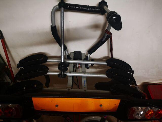 Porta Bicicletas De Bola