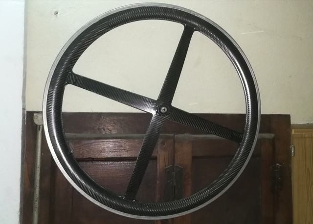 Rueda Carbono Vintage Spinergy Rev X 700
