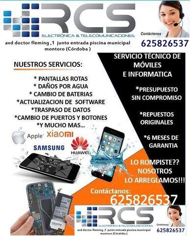 REPARACIÓN DE TU SMARTPHONE Y PORTATILES - foto 1