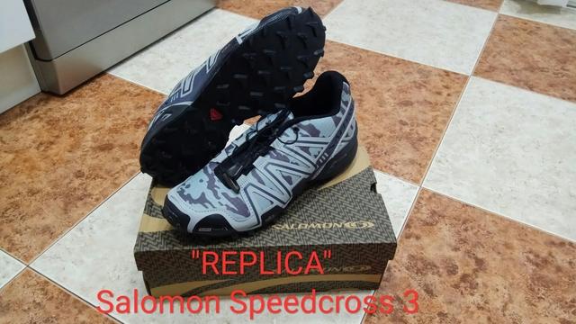 REPLICA SALOMON SPEEDCROSS 3 TALLA43 - foto 1