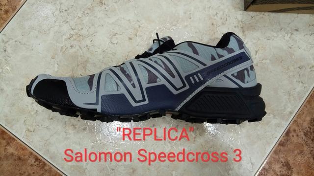 REPLICA SALOMON SPEEDCROSS 3 TALLA43 - foto 4