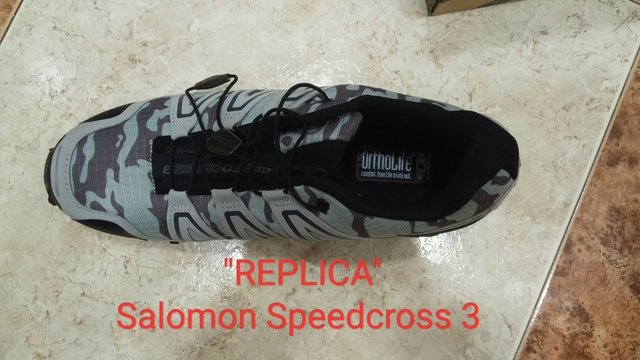 REPLICA SALOMON SPEEDCROSS 3 TALLA43 - foto 5