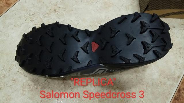 REPLICA SALOMON SPEEDCROSS 3 TALLA43 - foto 6