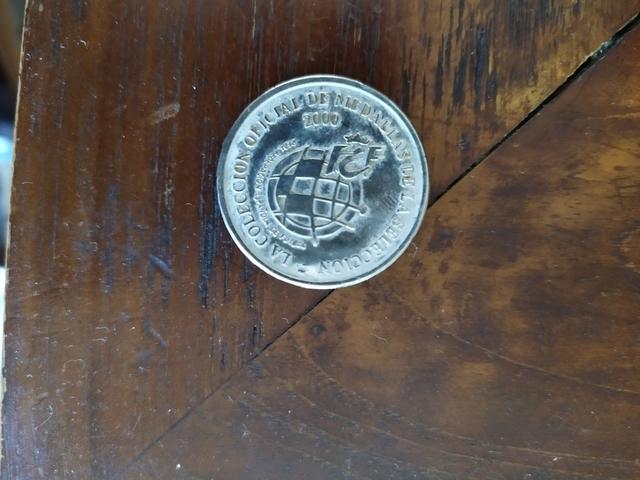 Medalla De La Colección De La Selección