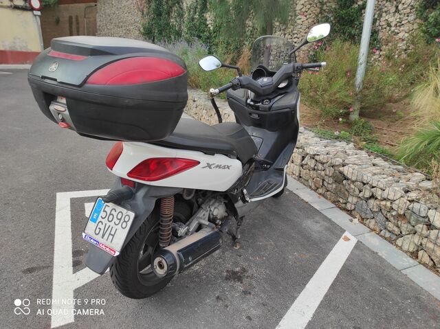 YAMAHA - X MAX 250 ABS - foto 4