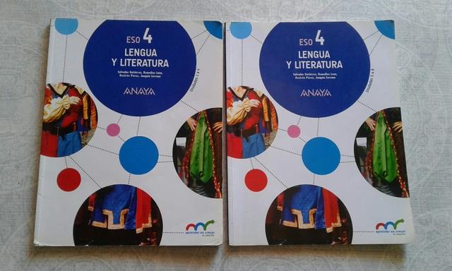 LENGUA Y LITERATURA 4 ESO - foto 2