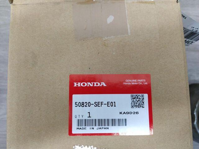 SOPORTE MOTOR HONDA - foto 1