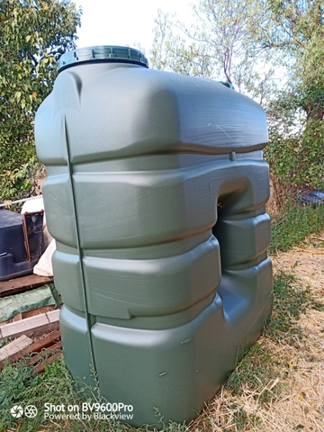 Depósito Agua Potable 2. 000L