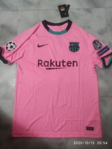 Camiseta De Ansu Fati Del Fc Barcelona