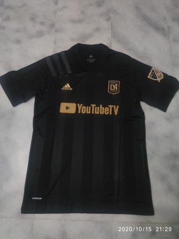 Camiseta De Fútbol De Los Ángeles Galaxy