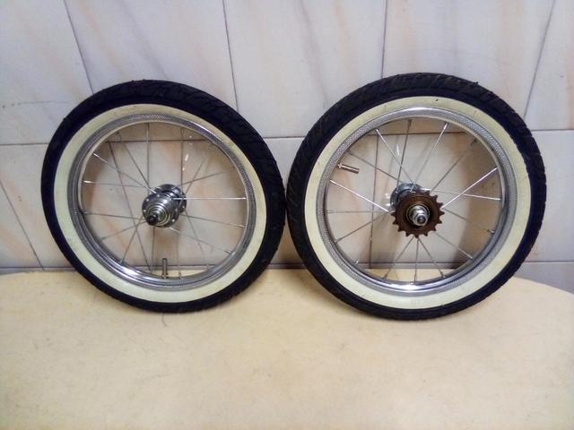 Bicicleta Aluminio Plegable