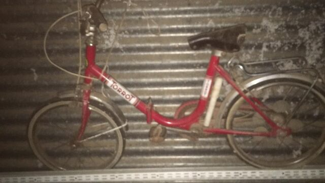 Vendo Bicicleta Torrot De Niño