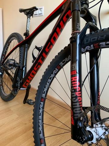 Bicicleta De Montaña Ghost Carbono