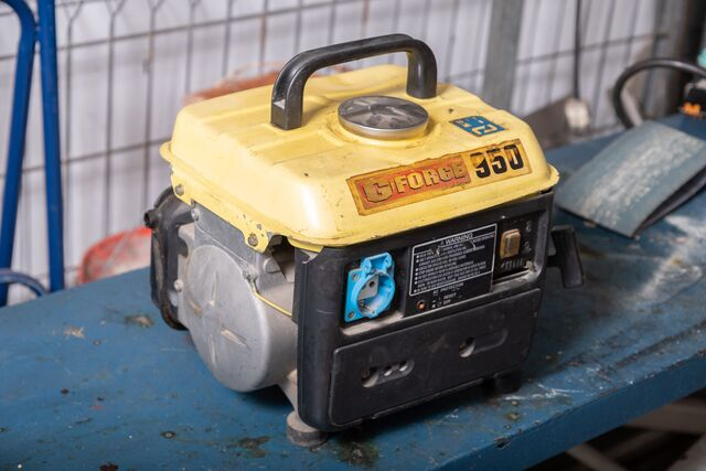 Generador 950