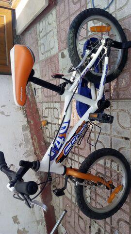 Bicicleta Conor De 14 Con Ruedines