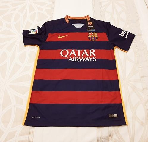 Camiseta F C Barcelona