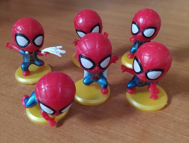 Figuras Spiderman