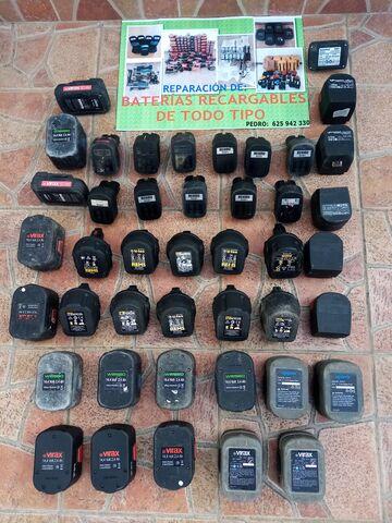Reparación Baterías Niquel Y Litio