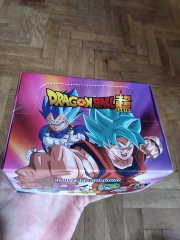 Caja De Cromos, Dragón Ball Super