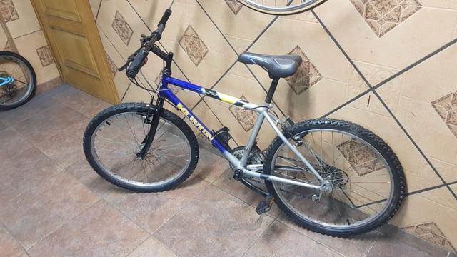Bicicleta De Montaña 24\'\'