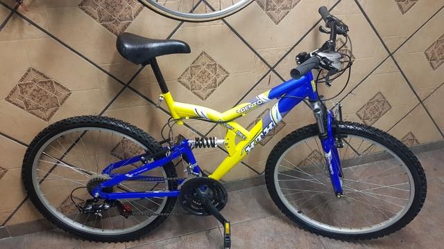 Bicicleta De Montaña 26 \'\' Doble Amort