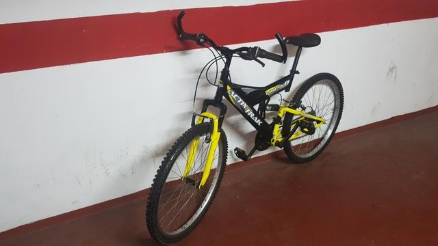 Bicicleta De Montaña 26\'\' Doble Amorti