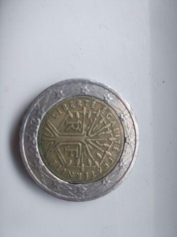 Moneda De 2 Euros Conmemorativa Francesa