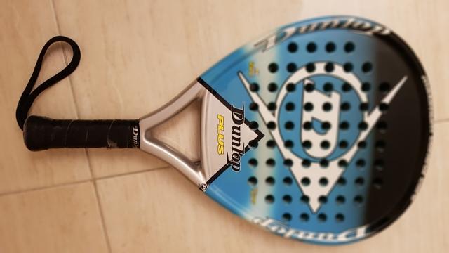 Pala De Padel Dunlop Plus
