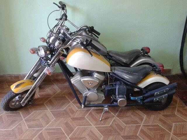 MINIMOTOS A MOTOR CHOOPER LIQUIDACION - foto 2