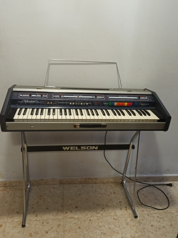 PIANO WELSON - foto 2