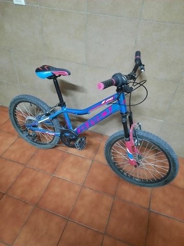Bici Para Niñ@ De 20\' B-Pro