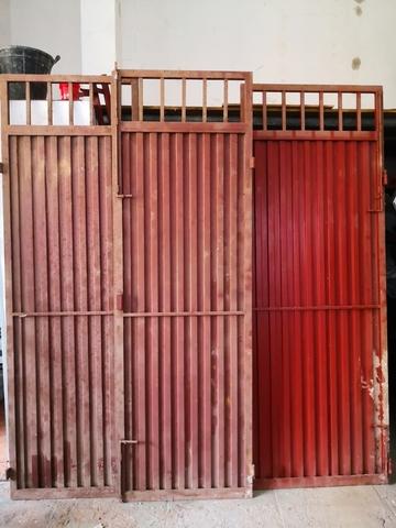 Puerta De Hierro