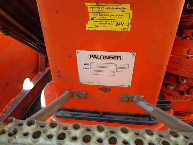 GRUA PALFINGER PK 26000 - foto 3