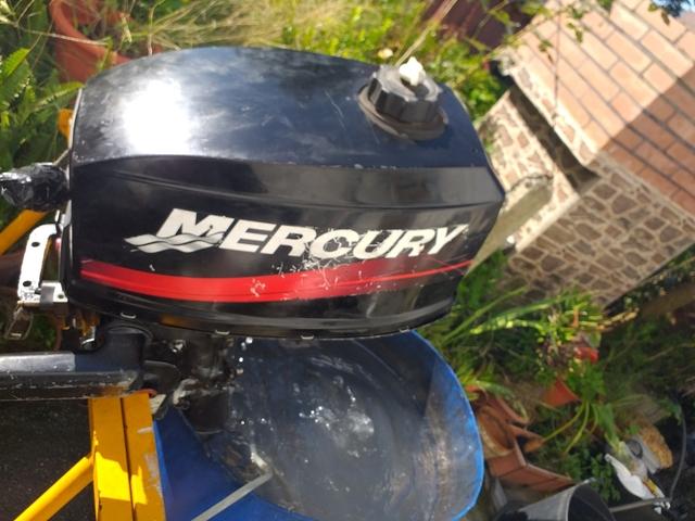MERCURY 5 CV 2 TIEMPOS - foto 4