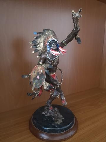 Figura De Indio
