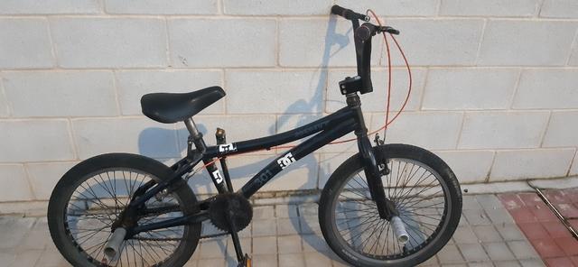 Vendo Bicicleta Monty