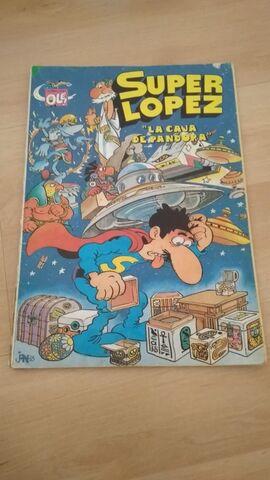 Comic Súper López
