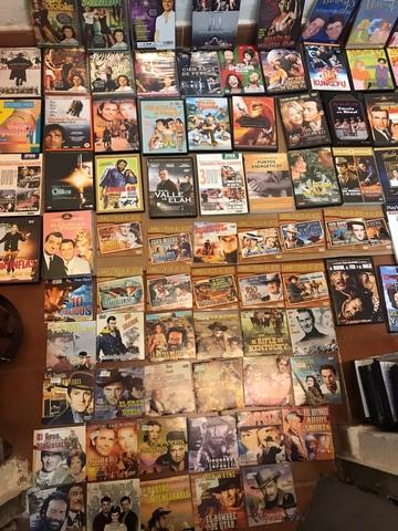 PELÍCULAS DVD Y COLECCIONES VARIAS - foto 1
