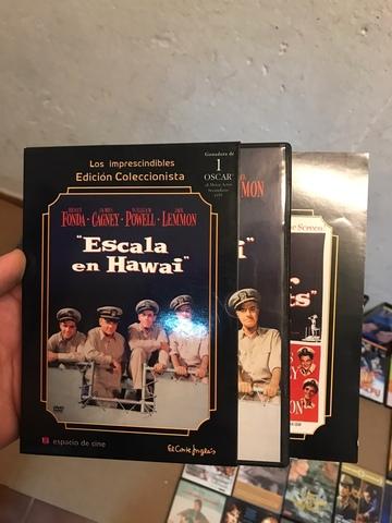 PELÍCULAS DVD Y COLECCIONES VARIAS - foto 5