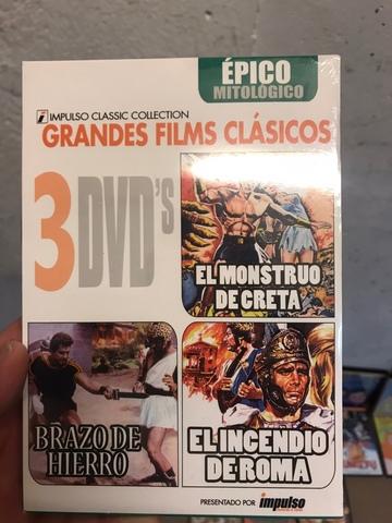 PELÍCULAS DVD Y COLECCIONES VARIAS - foto 6